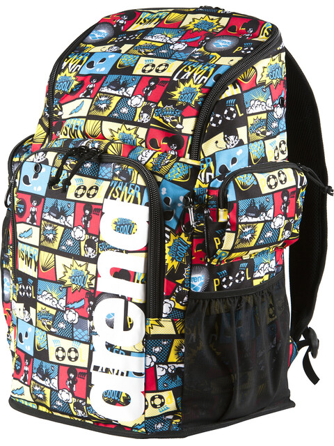 arena Team 45 Swim Backpack colourful